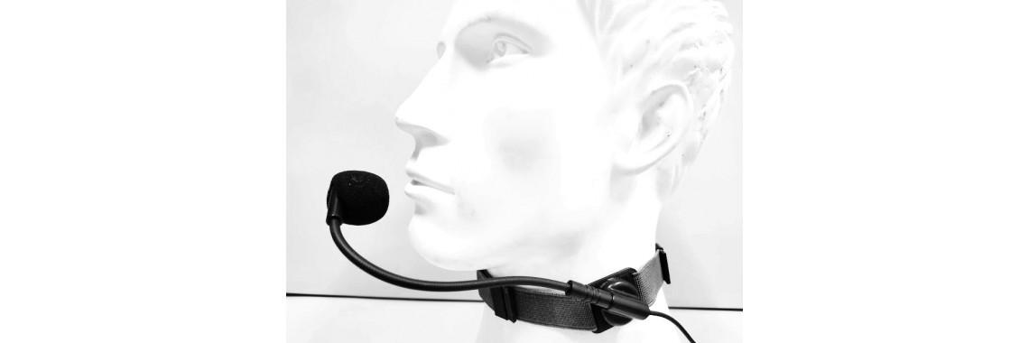 Strap Gooseneck Microphone
