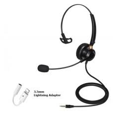 iPhone Single Speaker (Mono) Headset - XHS-BM9300-AIP