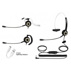 iPhone - Single Speaker (Mono) Headset - XHS-CM8200-AIP