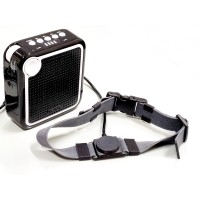 Neck Strap Mic With Voice Amplifier -  XVA-VC319-N771S