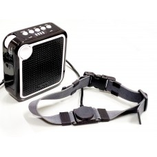 Neck Strap Mic With Voice Amplifier -  XVA-VC319-N77
