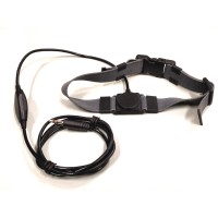 """Neck Strap Microphone - 3.5mm  (1/8"""") Connector - XANC771S-D35"""