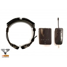 Portable Bodypack with Headset and Throat Microphone - XWM-B305-T822D