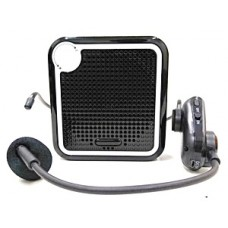 Voice Amplifier with Wired and Wireless Headset Microphone  XVA-VC319-W80